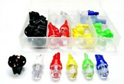 34pc Assorted Dome Wedge Leds Lights Bulbs Instrument Panel Dashboard Chevy