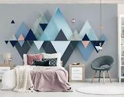 3d Triangle Fashion 56 Wall Paper Exclusive Mxy Wallpaper Mural Decal Indoor Aj