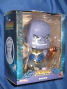 Thanos Hot Toys / Disney Exclusive Marvel Cosbaby Figure Avengers Infinity War