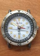 Nautica By Swisstime Automatic Diver Compass Watch