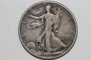 Grades Very Fine 1919 S Key Date Liberty Walking Silver Half Dollar Wl1339