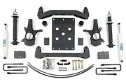 Bds Suspension - 6 Suspension Lift Kit - 07-13 Chevy/gmc 1500 2wd
