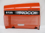 Agco St25 Hydro Right And Left Hand Side Cover Set