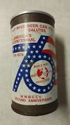 Vintage Beer Can 1776-1976 Collectable America's Bicentennial Limited Edition