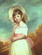 Romney George English 1734 1802 Artist Painting Oil Canvas Repro Wall Art Deco