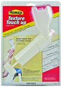 Homax Texture Sprayer Kit Wall Ceiling Touch Up Popcorn Repair Painting Tool