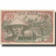 [574632] Banknote French Indo-china 20 Cents Undated 1939 Km86c Unc63