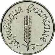 [581572] Coin France Andeacutepi Centime 1971 Paris Ms63 Stainless Steel