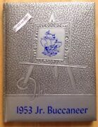 1953 East Tennessee State College Training School High School Yearbook Jc Tn