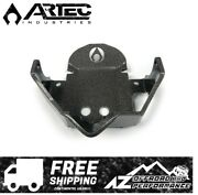 Artec Shield Front Axle Cad Skid Plate - Black Pc For 2018-2020 Jeep Wrangler Jl