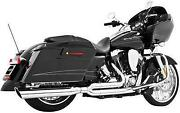 Freedom Perf Union 2in1 Dresser And Road King Mods Chrome/blk -hd00651