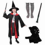 Girls The Worst Witch Fancy Dress World Book Day Character Costume Halloween