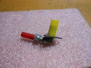 Edison Instrument Adapter Connector Part 41493 Nsn 5935-00-623-6227