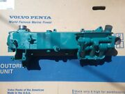 Volvo Penta Heat Exchanger And Oil Cooler For D6 Engine