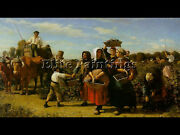 The Vintage At Chateau Lagrange Artist Painting Reproduction Handmade Oil Canvas