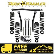 Rock Krawler 2.5 Adventure 2 Kit No Shocks For 18-20 Jeep Wrangler Jl 4 Door