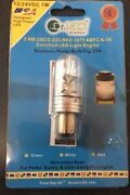 New Dr. Led Red Polar Star 40 Marine Replacement Bulb 2 Nm Uscg Colreg 1972