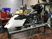 Harley Davidson 88 Special Stretched Saddlebag Rear End 2014-19 W/dual Exhaust