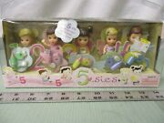 Mga Entertainment 5sies Super Cute Brother And Sisters 3 Girls 2 Boys Toys Fun