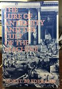 The Lure Of Antiquity And The Cult Of The Machine Horst Bredekamp Trade Pb 1995