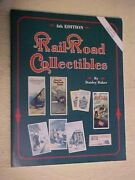 1996 Book Railroad Collectibles By Baker Id And Values Of Train Collectibles