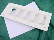 Tollycraft Boat Vent Louver 14 X 5-5/8 New Genuine Other Boats As Well. See Pic