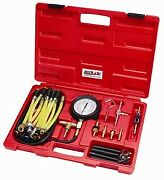 S.u.r And R Fpt22 Deluxe Fuel Injection Pressure Tester Kit New