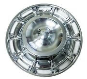 1959-1962 Corvette Wheel Covers/hubcaps No Spinners- Set Of 4 - New