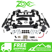 Zone Offroad 6 Suspension System Lift Kit 15-16 Ford F150 4wd F46n