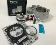 09 Honda Crf250r Crf 250r 78mm 14.51 Cp Race Piston Stock Bore Cylinder Cometic