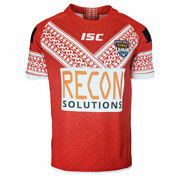 Tonga Rugby League Mate Maand039a Home Jersey Mens Sizes S-7xl T8