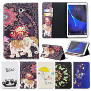 For Samsung Galaxy Tab Tablet Luxury Wallet Leather Case Flip Card Stand Cover