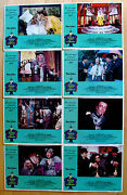 The Fiendish Plot Of Dr. Fu Manchu-complete Set Of 8 Lobby Cards-peter Sellers