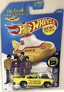 '57 Chevy Custom-made Hot Wheels The Beatles Yellow Submarine Limited Edition