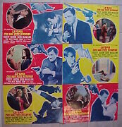 Man From Uncle One Of Our Spies Is Missing Italian Fotobusta Movie Posters X10