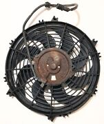 Range Rover Classic Condensor Blower Motor Fan Assembly Btr3700 1993-1994