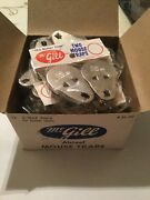 12 Packs Of 2 Vintage Mcgill Metal Mouse Trap Marengo Ill New 24 Traps