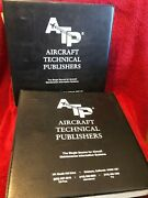 Atp Complete Library King Aircraft Silver Crown Series Manuals Microfilm