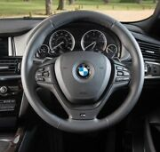 Bmw Oem F25 X3 And F26 X4 M Sport Heated Steering Wheel And Lower Trim For Paddles
