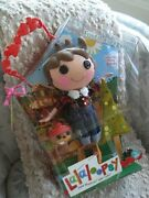 Lalaloopsy Forest Evergreen, Full Size Doll, Hard To Find, New In Box