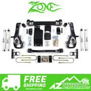 Zone Offroad 5 Suspension System Lift Kit 02-05 Dodge Ram 1500 4wd D14n