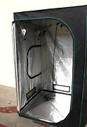 48 X 48 Hydroponic Indoor Mylar Reflective Grow Tent Room W/ventilating Output