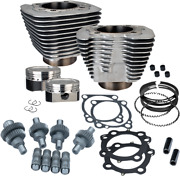 S And S Cycle Hooligan Kits For Sportsters - 883 Cc To 1200 Cc 910-0607