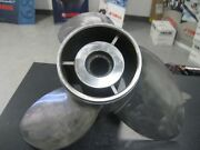 Yamaha Outboard 15 1/2 X 21 Stainless Propeller 6aw-45974-00-00