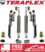 Teraflex Falcon Sport Tow Haul Leveling Shock Absorbers For 05-20 Toyota Tacoma