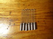 6 Lionel 671 Steam Engine Motor Brushes And 6 Springs For 671 Engine