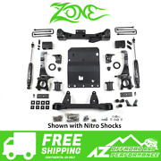 Zone Offroad 6 Lift Suspension System For 2016 Toyota Tacoma 4wd T7n