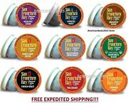 San Francisco Bay Coffee One Cup For K-cup Brewers Pick Any Flavor - K-cups