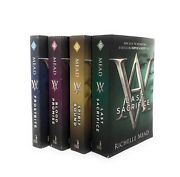Vampire Academy 2,4,5,6 Books By Richelle Mead Vampire Series Set Paperback