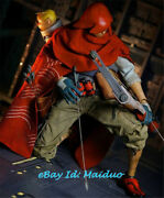 1/6 Scale Tklub Archer Action Figure 3a Toys Threea Collectible